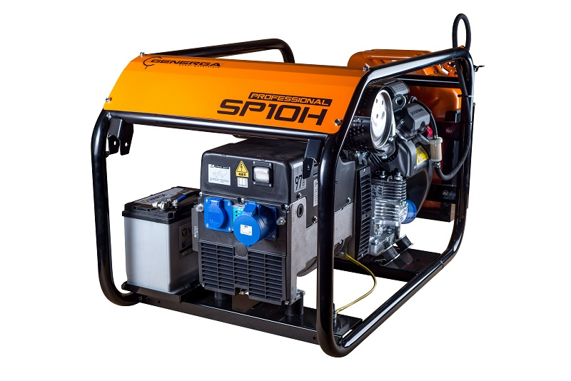 Petrol power generator SP10H