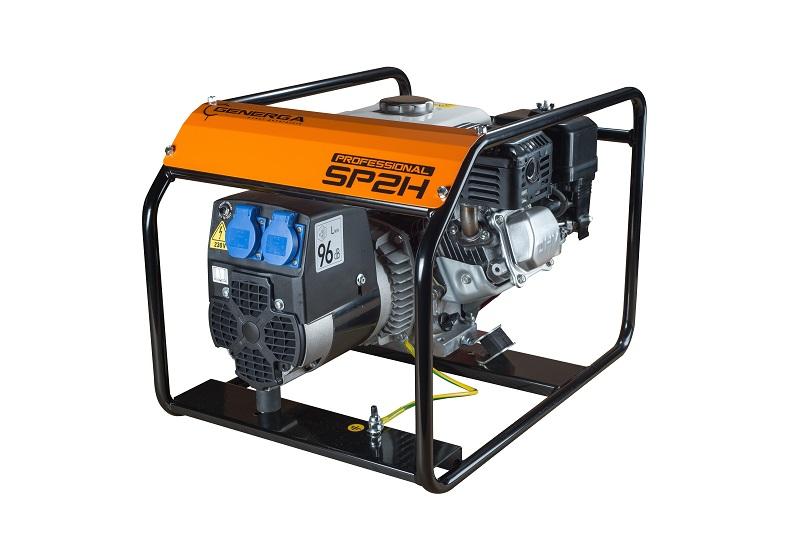 Petrol power generator SP2H