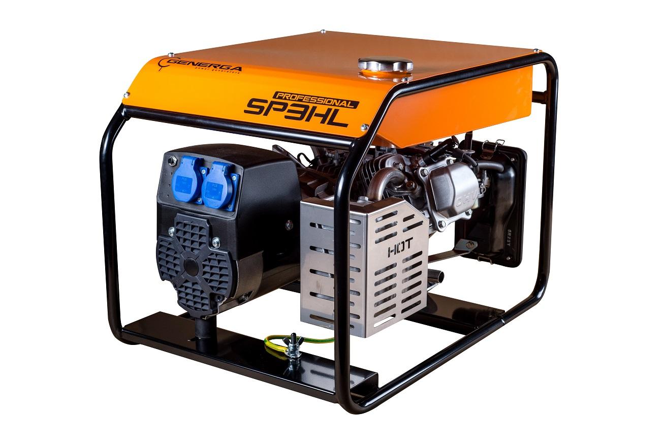 Petrol power generator SP3HL