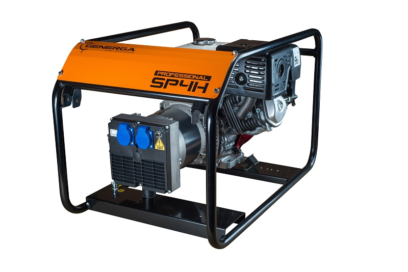 Petrol power generator SP4H