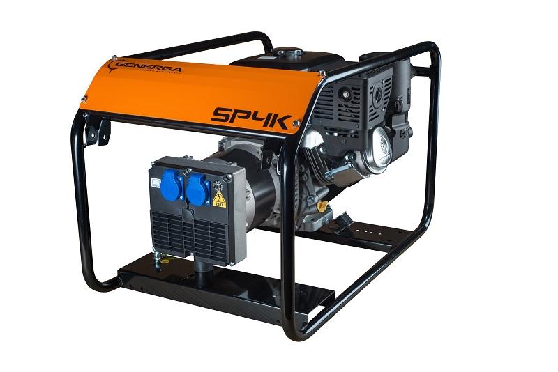 Petrol power generator SP4K
