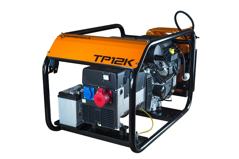 Petrol power generator TP12K