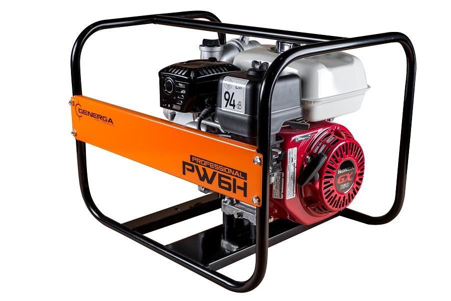 Clean water motor pump PW6H