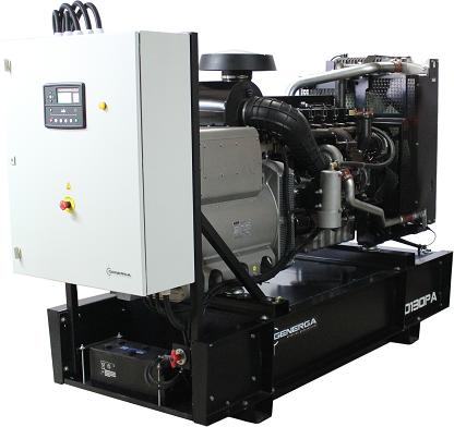 Diesel power generator TD130PA