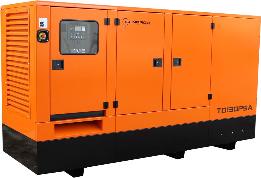 Diesel power generator TD130PSA
