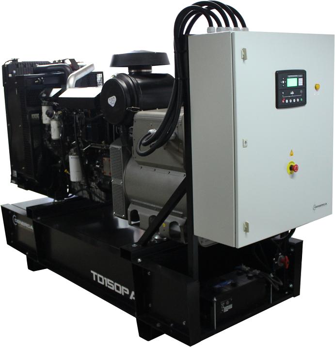 Diesel power generator TD150PA