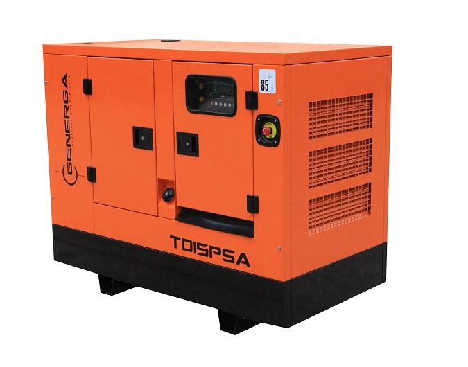 Diesel power generator TD15PSA