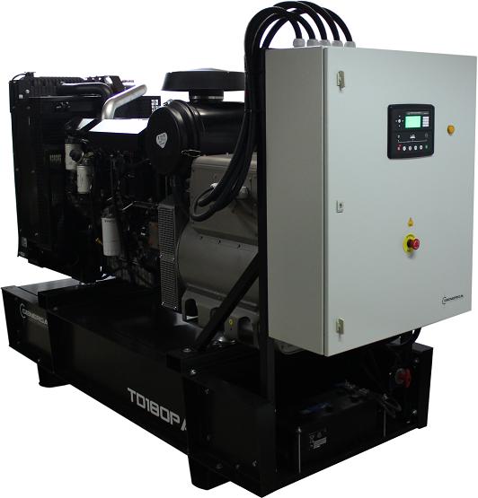 Diesel power generator TD180PA