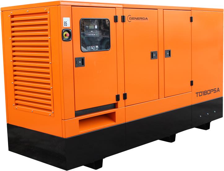 Diesel power generator TD180PSA