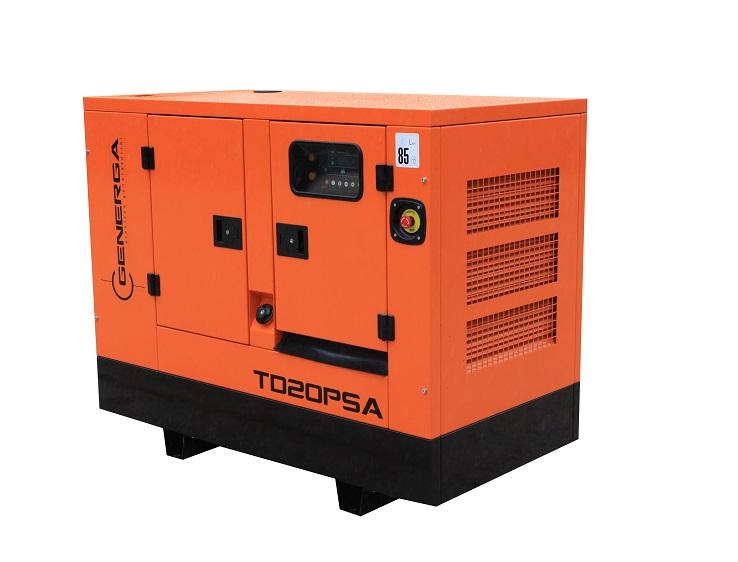 Diesel power generator TD20PSA