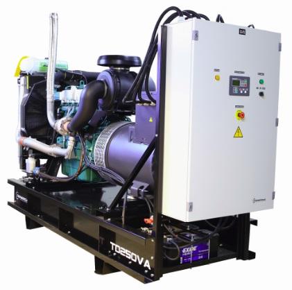 Diesel power generator TD250VA