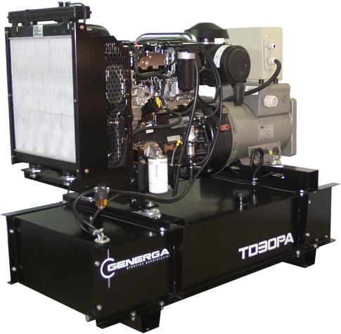 Diesel power generator TD30PA