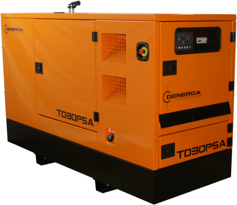 Diesel power generator TD30PSA