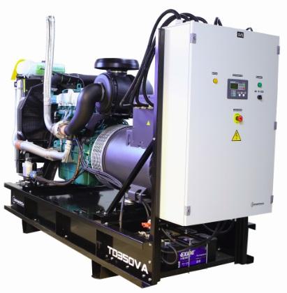 Diesel power generator TD330VA