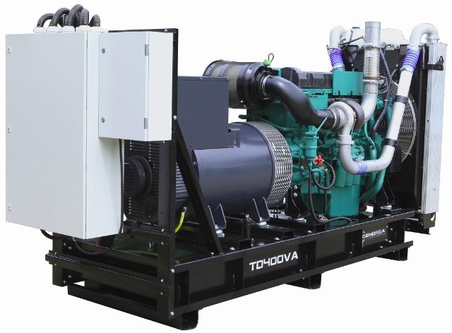 Diesel power generator TD400VA