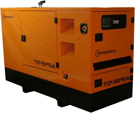Diesel power generator TD45PSA
