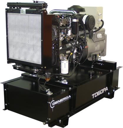 Diesel power generator TD60PA