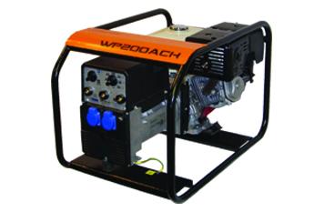 Engine driven welder WP200DCH